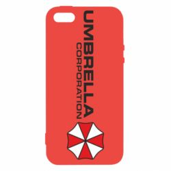 Чехол для iPhone5/5S/SE Umbrella Corp