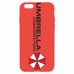 Чехол для iPhone 6/6S Umbrella Corp