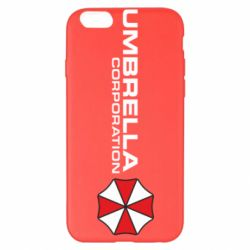 Чехол для iPhone 6 Plus/6S Plus Umbrella Corp