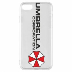 Чехол для iPhone 7 Umbrella Corp