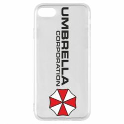 Чехол для iPhone 8 Umbrella Corp