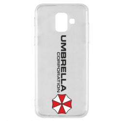 Чехол для Samsung A6 2018 Umbrella Corp