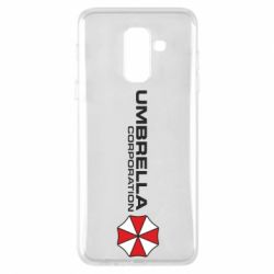 Чехол для Samsung A6+ 2018 Umbrella Corp