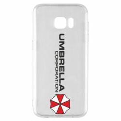 Чехол для Samsung S7 EDGE Umbrella Corp