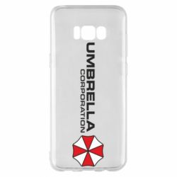Чехол для Samsung S8+ Umbrella Corp