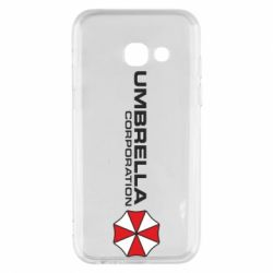 Чехол для Samsung A3 2017 Umbrella Corp