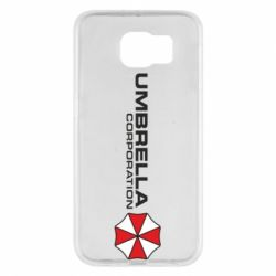 Чехол для Samsung S6 Umbrella Corp