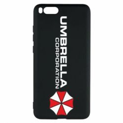Чехол для Xiaomi Mi Note 3 Umbrella Corp