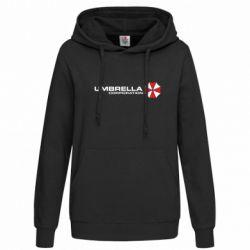Женская толстовка Umbrella Corp - FatLine