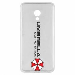 Чохол для Meizu M5 Umbrella Corp - FatLine