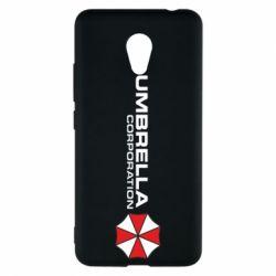 Чохол для Meizu M5c Umbrella Corp - FatLine