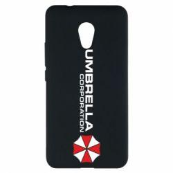 Чохол для Meizu M5s Umbrella Corp - FatLine