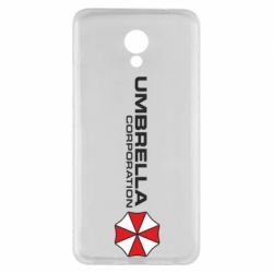 Чохол для Meizu M5 Note Umbrella Corp - FatLine