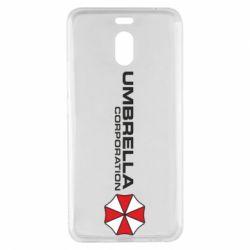Чохол для Meizu M6 Note Umbrella Corp - FatLine