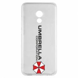 Чохол для Meizu Pro 6 Umbrella Corp - FatLine