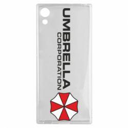 Чохол для Sony Xperia XA1 Umbrella Corp - FatLine
