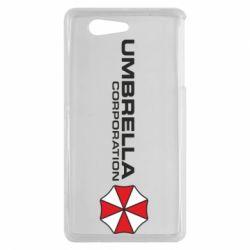Чохол для Sony Xperia Z3 mini Umbrella Corp - FatLine