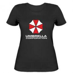 Женская футболка Umbrella - FatLine
