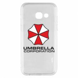 Чехол для Samsung A3 2017 Umbrella