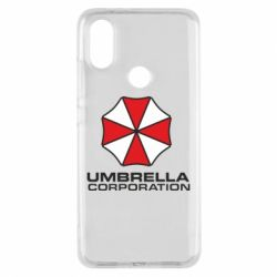 Чехол для Xiaomi Mi A2 Umbrella