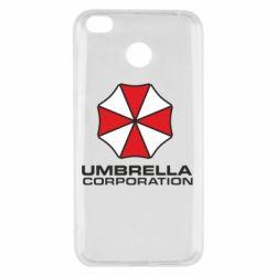 Чехол для Xiaomi Redmi 4x Umbrella