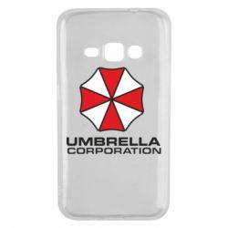 Чехол для Samsung J1 2016 Umbrella