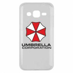 Чехол для Samsung J2 2015 Umbrella