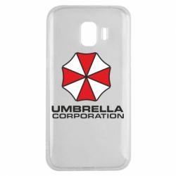 Чехол для Samsung J2 2018 Umbrella