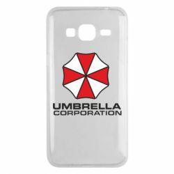 Чехол для Samsung J3 2016 Umbrella