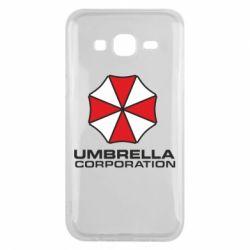 Чехол для Samsung J5 2015 Umbrella