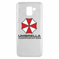 Чехол для Samsung J6 Umbrella