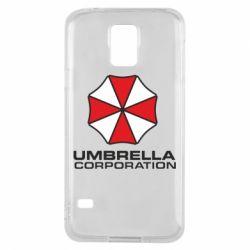 Чехол для Samsung S5 Umbrella
