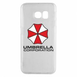 Чехол для Samsung S6 EDGE Umbrella
