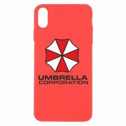 Чехол для iPhone Xs Max Umbrella