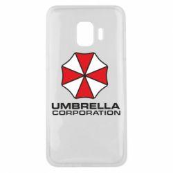 Чехол для Samsung J2 Core Umbrella