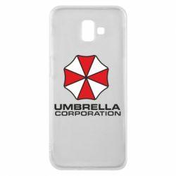 Чехол для Samsung J6 Plus 2018 Umbrella