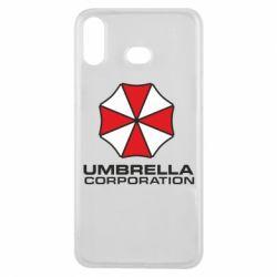 Чехол для Samsung A6s Umbrella