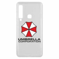 Чехол для Samsung A9 2018 Umbrella