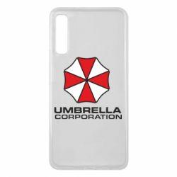 Чехол для Samsung A7 2018 Umbrella