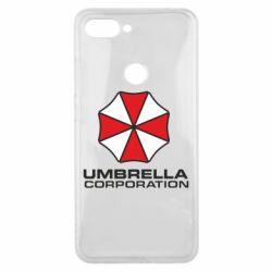 Чехол для Xiaomi Mi8 Lite Umbrella