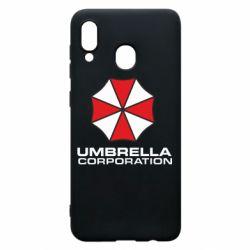 Чехол для Samsung A20 Umbrella