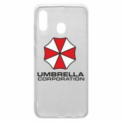 Чехол для Samsung A30 Umbrella