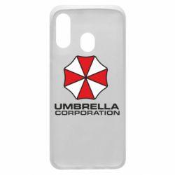 Чехол для Samsung A40 Umbrella