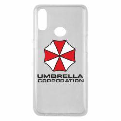 Чехол для Samsung A10s Umbrella