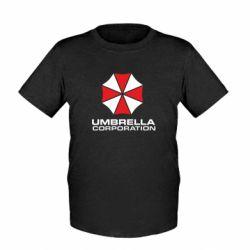 Детская футболка Umbrella - FatLine