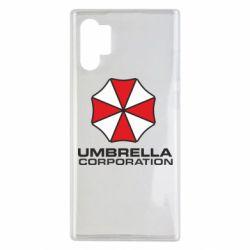 Чехол для Samsung Note 10 Plus Umbrella