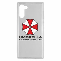 Чехол для Samsung Note 10 Umbrella