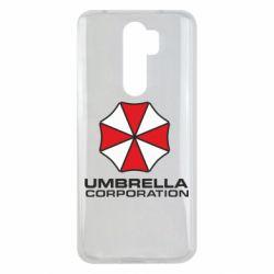 Чехол для Xiaomi Redmi Note 8 Pro Umbrella
