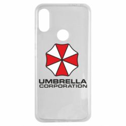 Чехол для Xiaomi Redmi Note 7 Umbrella