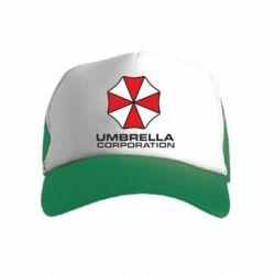 Детская кепка-тракер Umbrella